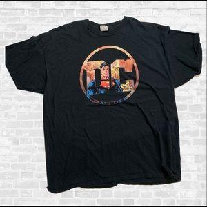 Vintage DC comics super hero 2xl t shirt